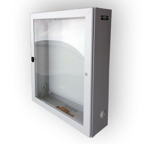 deppe z hlerschrank 900x750x230 schrank kunststoff ebay. Black Bedroom Furniture Sets. Home Design Ideas